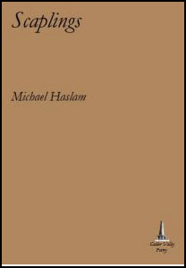 A plain brown cover with the pamphlet title in fairly large lower case italics (black) top left, and the authors name, also lower case italics but smaller, left justified about two inches lower down.