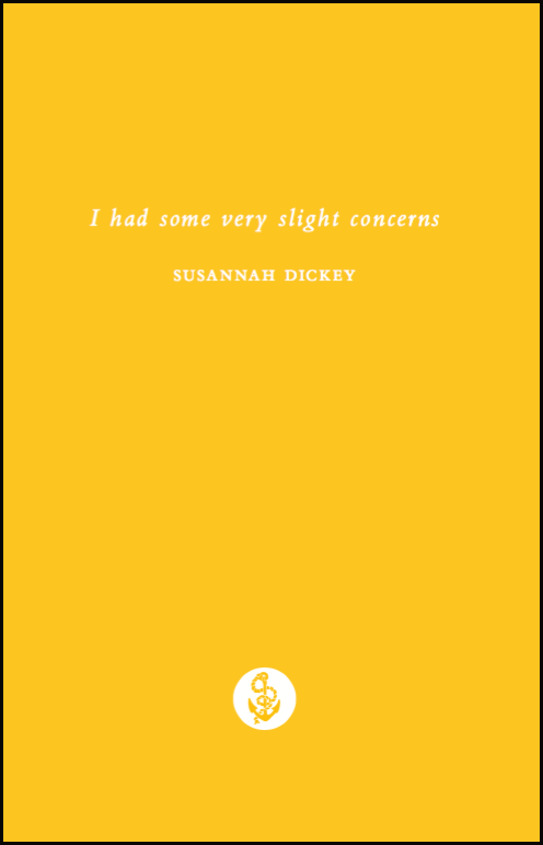 The pamphlet is a bright mustardy yellow, A5 in size. All print is quite and fairly small and centred. First the title of the pampphlet in italic case, then below this the name of the author in small caps. At the bottom of the jacket there is a pubisher's logo (a ship) inside a white circle.